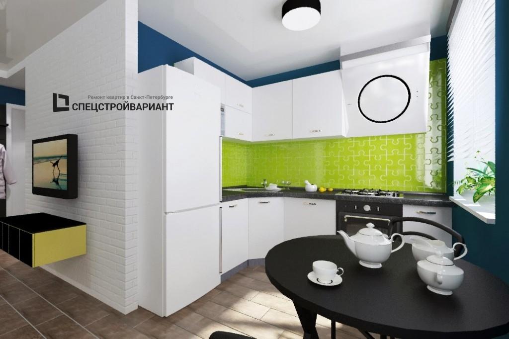 Визауализация кухни