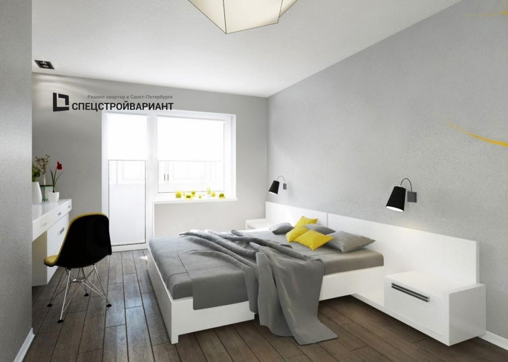 Визуализация спальни (1)