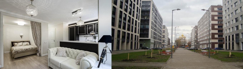 Ремонт квартир в новостройке в зеленограде